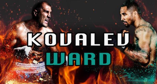 Kovalev vs. Ward